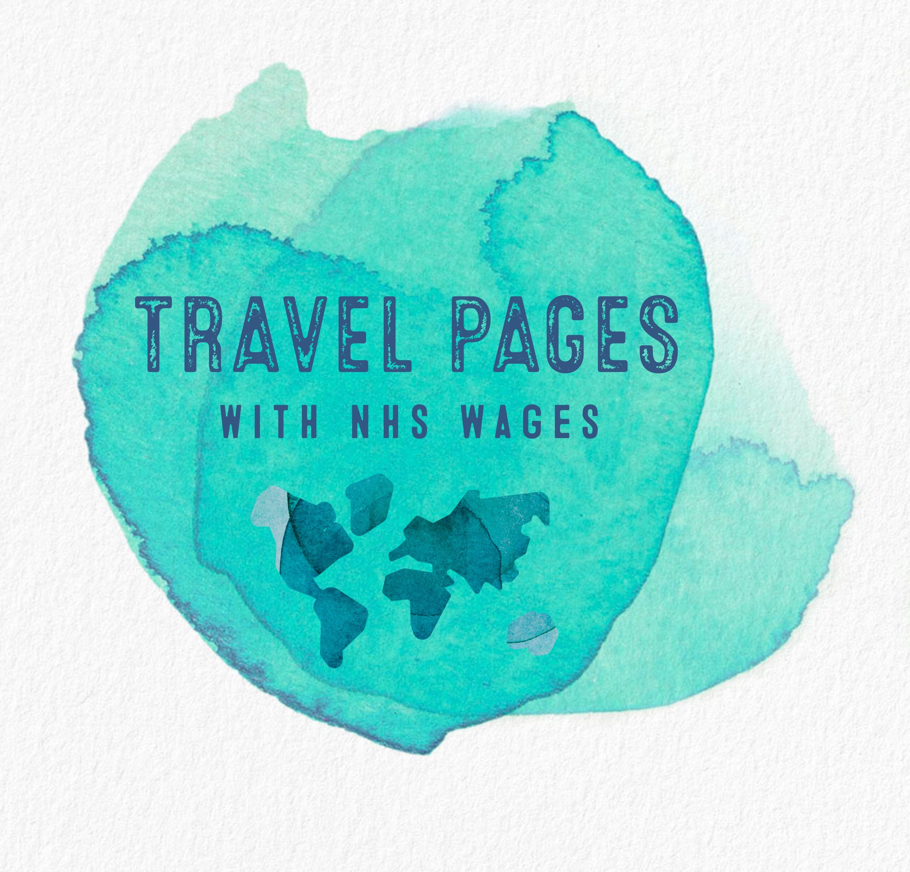 Travel Pages with NHS wages